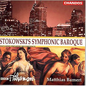 Matthias Bamert - importation USA symphonique Baroque [CD] de Stokowski