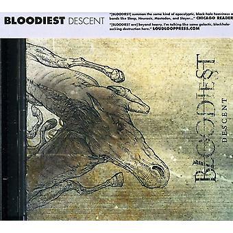 Bloodiest - Descent [CD] USA import