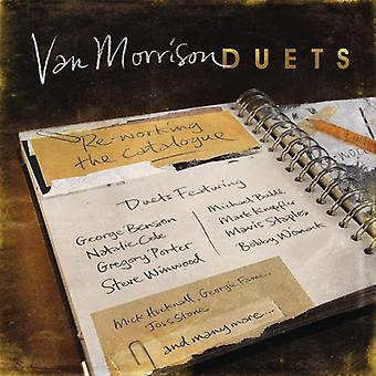 Van Morrison - Duets: Re-Working the Catalogue [CD] USA import