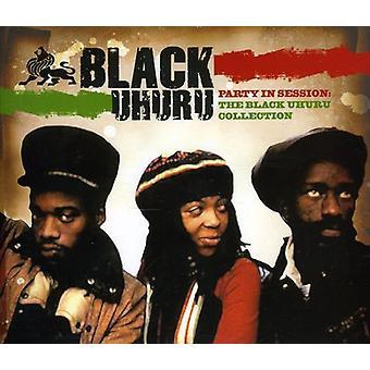 Black Uhuru - festa na importação de sessão-os EUA Black Uhuru coleção [CD]