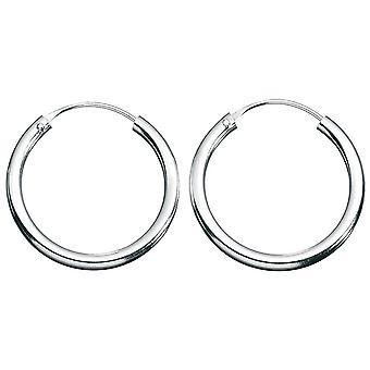 925 Silber Ohrringe Original