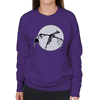 There Be Dragon Game Of Thrones Women's Sweatshirt