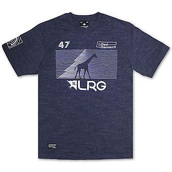 LRG Multi Hit T-shirt Navy Heather