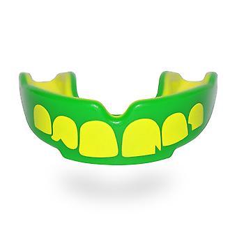 SIKKER JAWZ Ogre - grønn/gul munn vakt