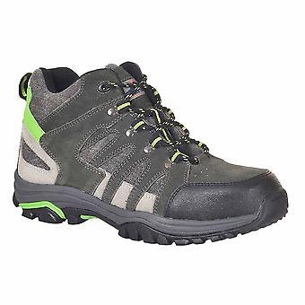 Portwest - Steelite Loire Mid Cut Workwear Safety Trainer Shoe S1P HRO