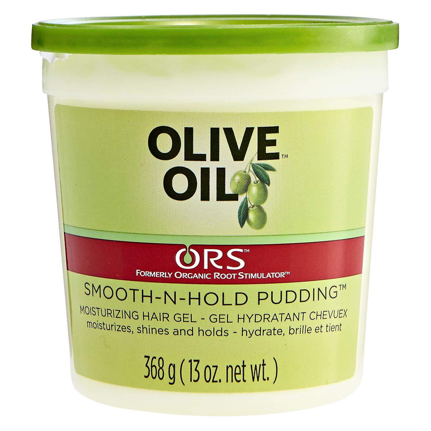ORS Organic Root Stimulator Olive Oil Smooth n Hold Pudding 13oz