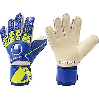 UHLSPORT ABSOLUTGRIP Goalkeeper Gloves Size