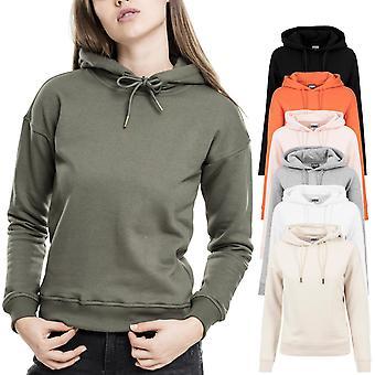 Stedelijke klassiekers dames - BASIC Fleece sweater Hoody