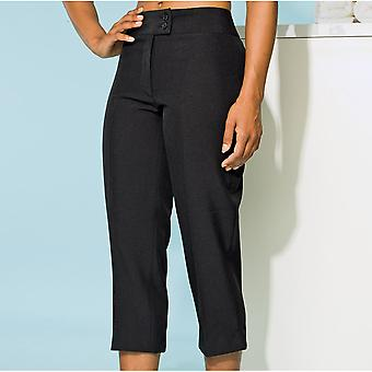 Premier Damen Senna Beauty Spa Ernte Workwear Smart Hose schwarz