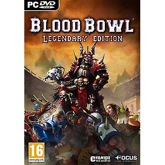 Blood Bowl legendariske udgave (PC DVD)-ny