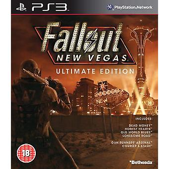 Fallout New Vegas - Ultimate Edition (PS3) - New