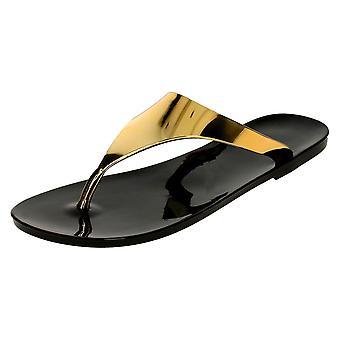Naisten paikalla hyytelö Toepost sandaalit F0580