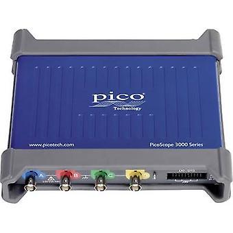 Pico 3403D MSO USB oscilloscoop 50 MHz 20-kanaals 250 MSa/s 16 MP digitale opslag (DSO), gemengd signaal (MSO), functiegenerator