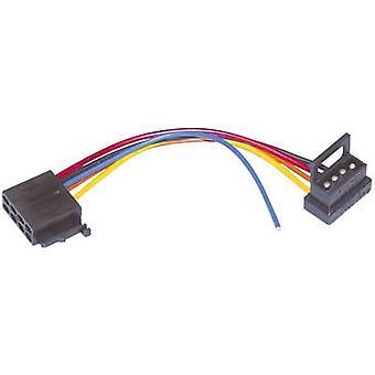 AIV ISO autoradio kabel compatibel met: Mercedes Benz