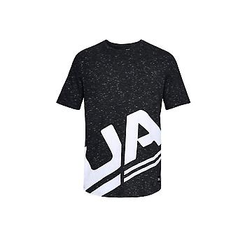 Under Armour Sportstyle Branded Tee 1318567-001 Mens T-shirt
