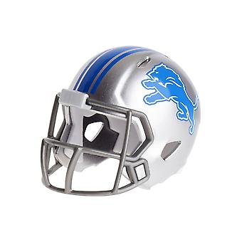 Riddell speed pocket football helmets - NFL Detroit Lions
