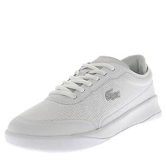 Womens Lacoste LT Spirit Elite 317 White Cushioned Tennis Casual Trainers