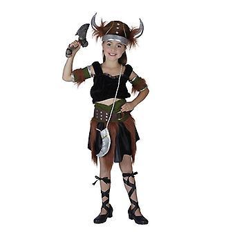 Viking pige, Medium.