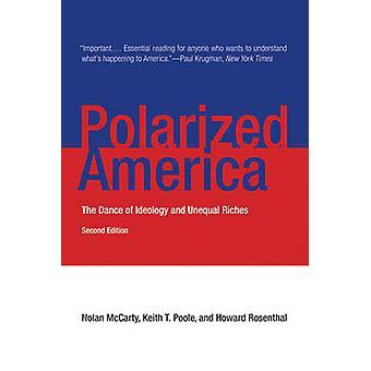 Amerika - der Tanz der Ideologie und dem ungleichen Reichtum polarisiert (zweite e