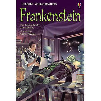 Livre de Frankenstein par Rosie Dickins - Victor Tavares - 9780746089446