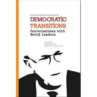 民主的移行 - セルジオ ・共同で世界の指導者との会話