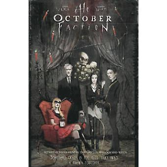 October Faction - Volume 1 by Steve Niles - Damien Worm - 978163140251