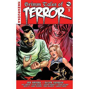 Grimm Tales of Terror - Volume 2 by Various - 9781942275497 Book