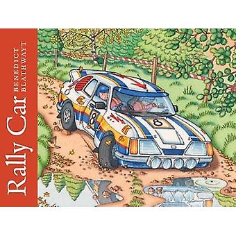 Rally Car by Benedict Blathwayt - 9781780273662 Book