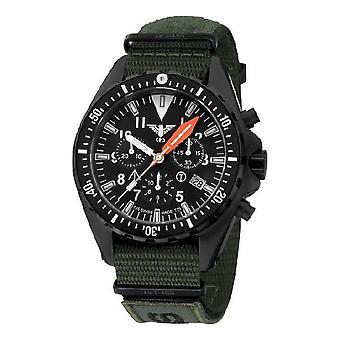 KHS MissionTimer 3 OT heren horloge horloges Chronograaf KHS. MTAOTC. NXTO1