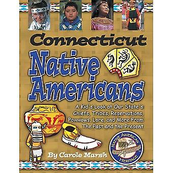 Connecticut indiani (Paperback) (Native American Heritage)