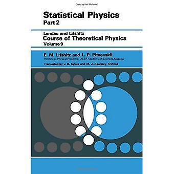 Ctp Vol9 Statistical Physics Part2