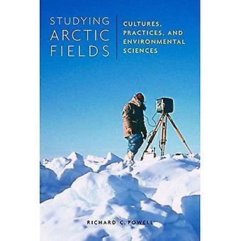 Opiskelu arktisen alueen kentät
