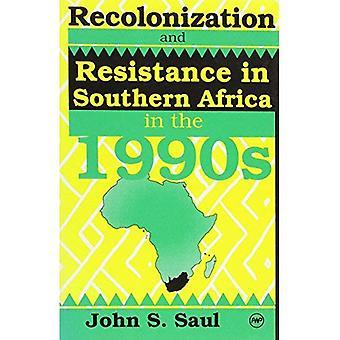 La recolonisation et résistance: l'Afrique du Sud dans les années 1990