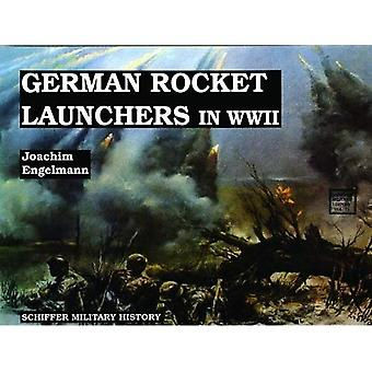 Deutsche Raketenwerfer im zweiten Weltkrieg
