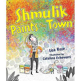 Shmulik Paints the Town (Israel)