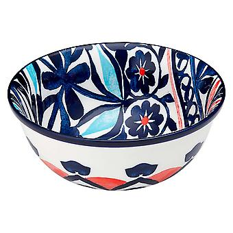 Ladelle Fiesta Red Bowl, 18cm