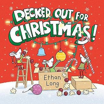 Decked Out for Christmas! [Board book]