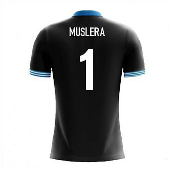 2018-19 Uruguay Airo concetto Maglia Away (Muslera 1) - bambini
