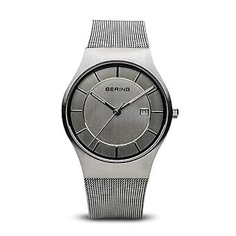 BERING Analog quartz men with stainless steel strap 11938-000