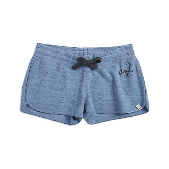 Animal Wangen Track Shorts in Forever Blue Marl