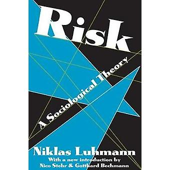 Niklas Luhmannin sosiologisen teorian riski