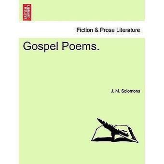 Gospel Poems. by Solomons & J. M.