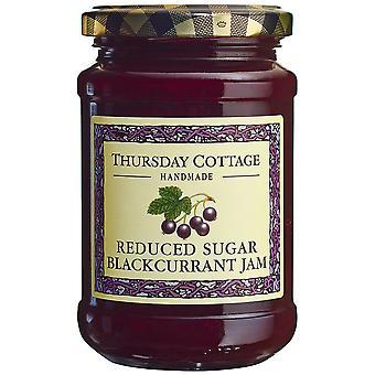 Thursday Cottage Reduced Sugar Blackcurrant Jam