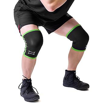 Sling Shot Sport Knee Sleeves by Mark Bell - IPF elastic weight lifting supports