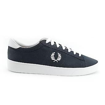 Fred Perry Men's Spencer Canvas/Leather Shoes B7523-491