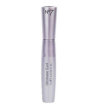 Boots No7 Ultimate Curl Mascara 7ml - Black