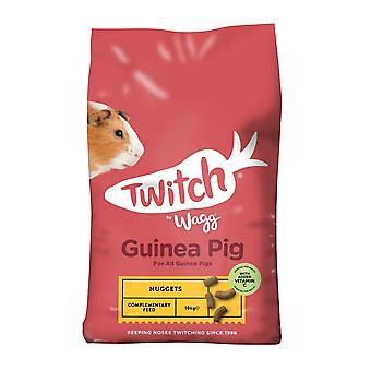 Twitch door Wauters cavia Nuggets