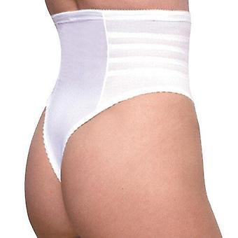 Rago style 900 - high waist firm shaping thong