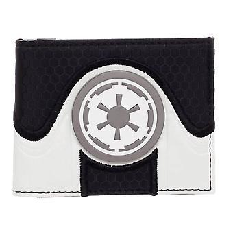 Star War Galactic Empire Bi-Fold Wallet