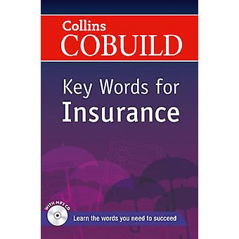 Key Words for Insurance - B1+ - 9780007489831 Book